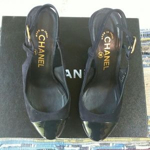 Chanel shoes size 6.5